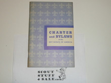 1972 Charter and Bylaws of the Boy Scouts of America, 12-71 Printing