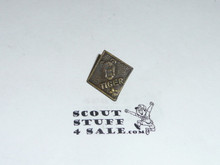 Tiger Scout Scout Rank Pin with Spin back