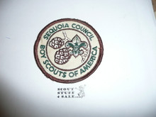 Sequoia Council Patch (CP) #2