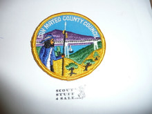 San Mateo County Council Patch (CP)