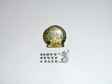 1991 Boy Scout World Jamboree Korea Buddist Pin