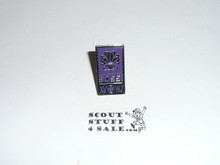 1991 Boy Scout World Jamboree SOSSI Pin