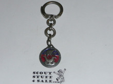 1937 Boy Scout World Jamboree Nordic Key Chain