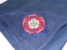 1957 Boy Scout World Jamboree Staff Neckerchief