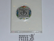 1951 Boy Scout World Jamboree Cane Emblem