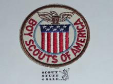 1951 Boy Scout World Jamboree USA Contingent Patch