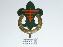 1937 Boy Scout World Jamboree Bicycle Emblem