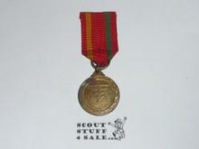 1937 Boy Scout World Jamboree Staff Medal