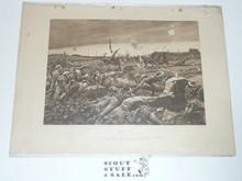 Print of Mafeking Seige