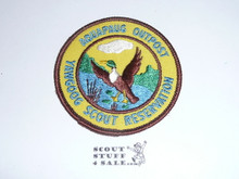 Yawgoog Scout Reservation - Aquapaug Outpost Patch