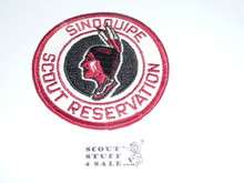 Sinoquipe Scout Reservation Patch