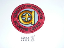 Resolute Scout Reservation Patch