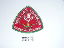 Moses Scout Reservation Patch