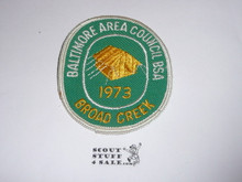 Broad Creek Camp Patch 1973
