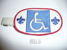 BSA Handicapped Awareness Armband