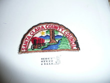 Santa Clara County Council Patch (CP)