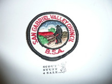 San Gabriel Valley Council Patch (CP)