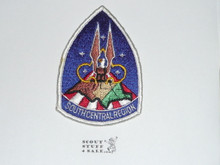 South Central Region Patch - Old and Original