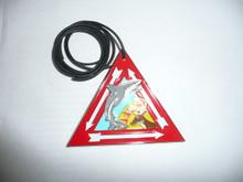 Order of the Arrow Lodge #566 Malibu 40th Anniversary Metal Vigil Medallion - Scout