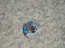 Camp Whitsett Sentinel Peak Hike Pin - Scout