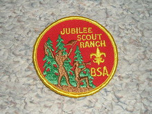 1980's Camp Jubilee Patch - Southern California Scouting