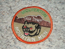 1960's Camp Wolverton Patch - Southern California Scouting