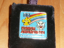1986 BSA Donor Awareness Pin - Scout