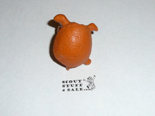 Turtle Neal Neckerchief Slide, missing head and a leg