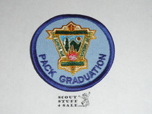 95th BSA Anniversary Patch, Pack Graduation