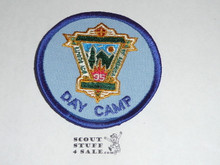 95th BSA Anniversary Patch, Day Camp