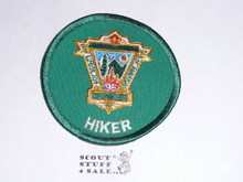 95th BSA Anniversary Patch, Hiker