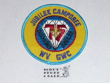 75th BSA Anniversary Patch, GWC Camporee