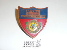 Schiff Scout Reservation, National Junior Leader Instructor Training Camp Neal Neckerchief Slide #2