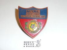 Schiff Scout Reservation, National Junior Leader Instructor Training Camp Neal Neckerchief Slide #2
