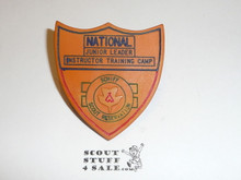 Schiff Scout Reservation, National Junior Leader Instructor Training Camp Neal Neckerchief Slide