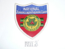 Schiff Scout Reservation, National Junior Leader Training Camp Shield Patch