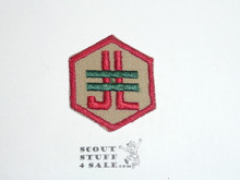 Crescent Bay Area Council, JLT Hexagon Patch
