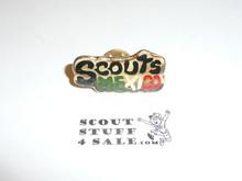 Scouts Mexico Pin