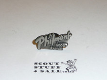 Philmont Scout Ranch, Script Pin