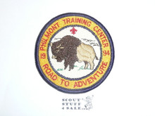 Philmont Scout Ranch, Training Center, 1994 Road To Adventure Patch
