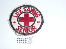 Red Cross Life Saving Senior c/e Patch, used #2