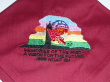National Order of the Arrow Conference (NOAC), 1998 Embroidered Neckerchief