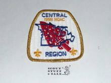 National Order of the Arrow Conference (NOAC), 1998 Central Region Patch