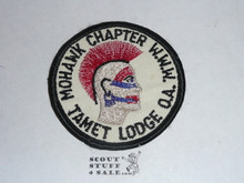 Order of the Arrow Lodge #225 Tamet Mohawk r1 Chapter Patch