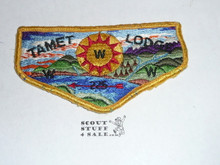 Order of the Arrow Lodge #225 Tamet s5 Flap Patch, used