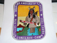 Section W3A 1995 Conference Jacket Patch