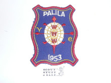 Section 5E 1953 Convlave Patch