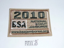 2010 National Jamboree Promotional Patch