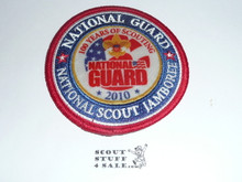 2010 National Jamboree National Guard Patch