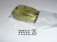 2005 National Jamboree Rubber Bracelet, Green